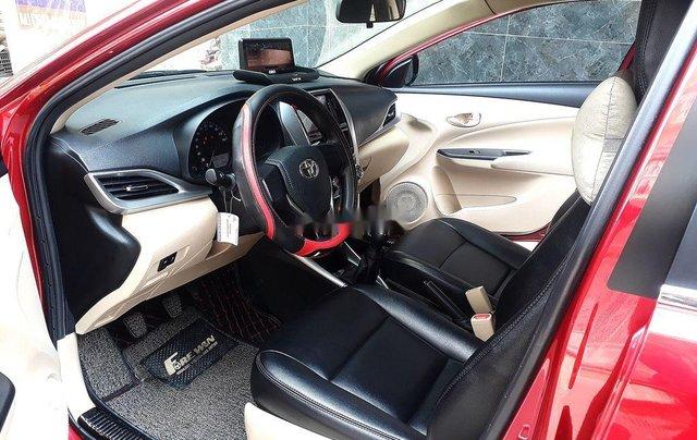 Bán Toyota Vios 1.5E MT sản xuất năm 2019, giá chỉ 475 triệu5