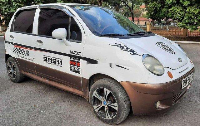 Bán xe Daewoo Matiz đời 2005, màu trắng9