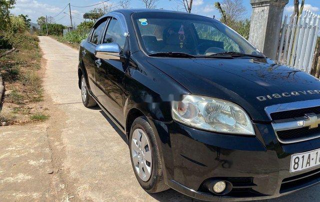 Bán Daewoo Gentra sản xuất 2006, màu đen1
