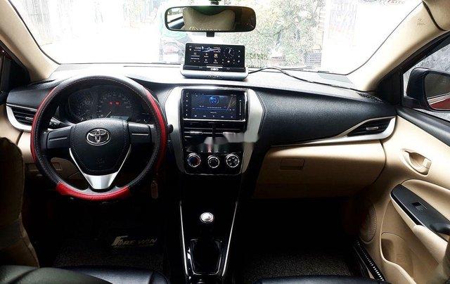 Bán Toyota Vios 1.5E MT sản xuất năm 2019, giá chỉ 475 triệu6