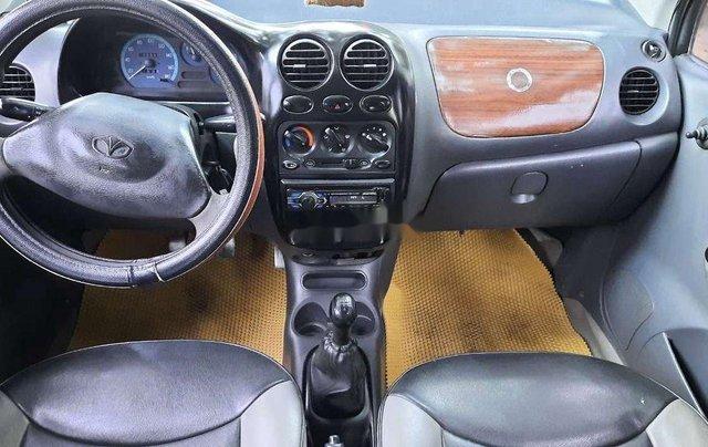 Bán xe Daewoo Matiz đời 2005, màu trắng5