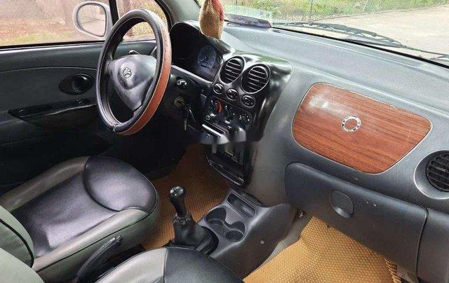 Bán xe Daewoo Matiz đời 2005, màu trắng6