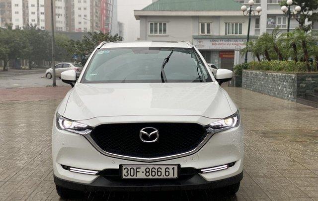 Mazda CX-5 2.0L AT model 2018 trắng0