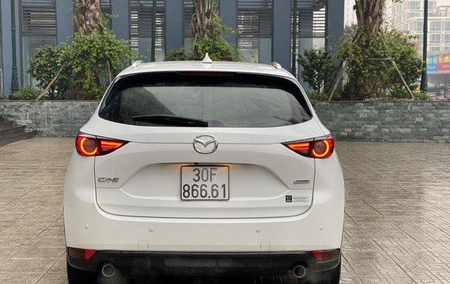 Mazda CX-5 2.0L AT model 2018 trắng5
