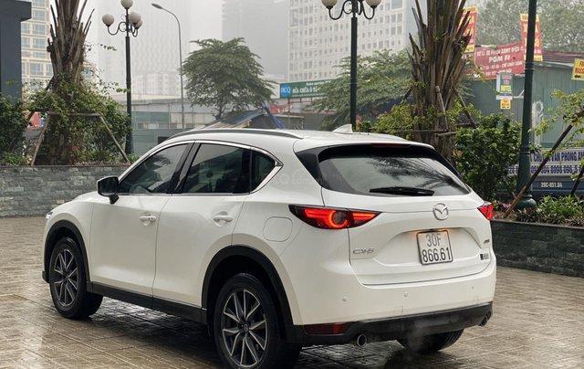 Mazda CX-5 2.0L AT model 2018 trắng6