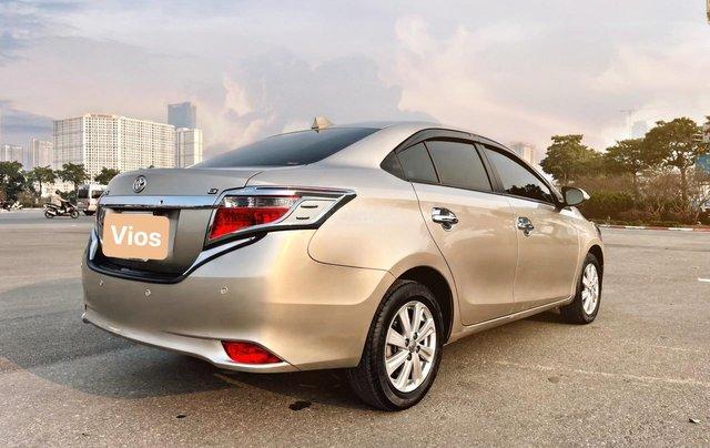Bán ô tô Toyota Vios 1.5G năm sản xuất 20173