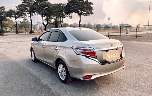 Bán ô tô Toyota Vios 1.5G năm sản xuất 20175