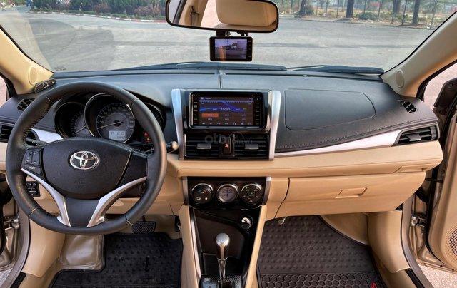 Bán ô tô Toyota Vios 1.5G năm sản xuất 20177