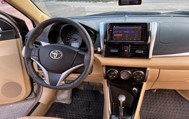 Bán ô tô Toyota Vios 1.5G năm sản xuất 20179
