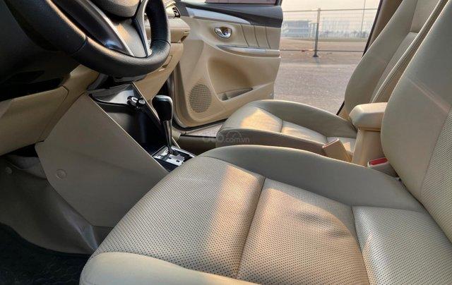 Bán ô tô Toyota Vios 1.5G năm sản xuất 201711