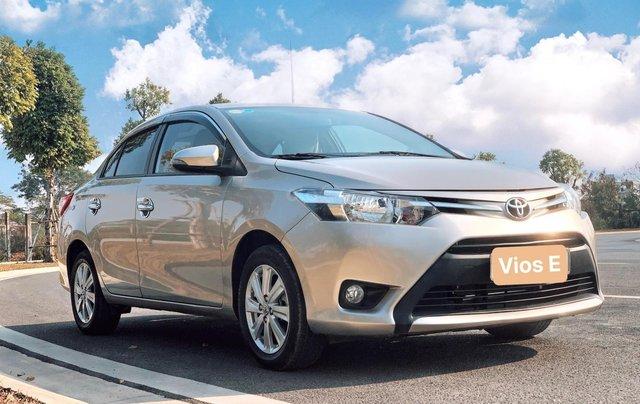 Cần bán lại xe Toyota Vios 1.5E sản xuất năm 20171