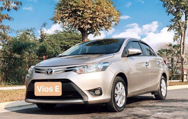 Cần bán lại xe Toyota Vios 1.5E sản xuất năm 20172