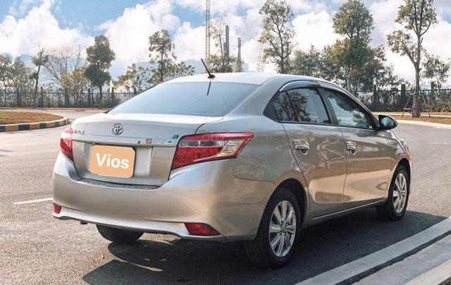 Cần bán lại xe Toyota Vios 1.5E sản xuất năm 20175