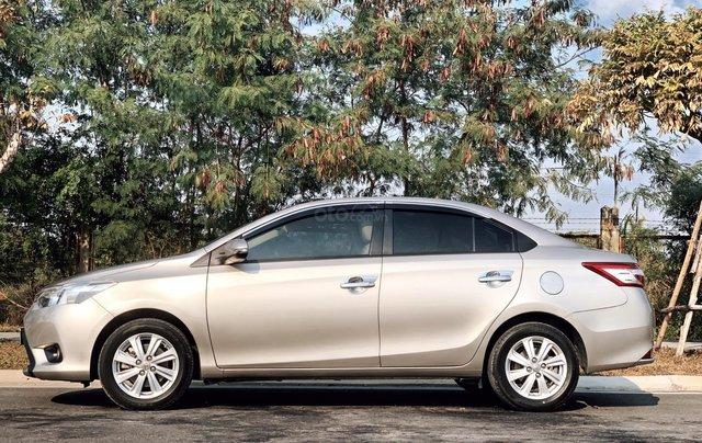 Cần bán lại xe Toyota Vios 1.5E sản xuất năm 20176