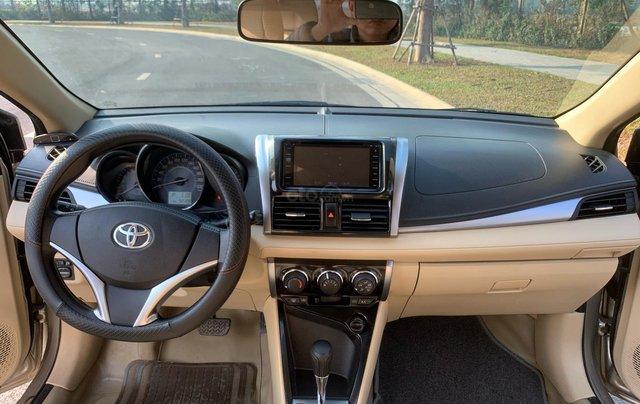 Cần bán lại xe Toyota Vios 1.5E sản xuất năm 20178