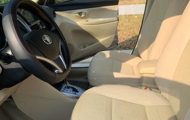 Cần bán lại xe Toyota Vios 1.5E sản xuất năm 201710