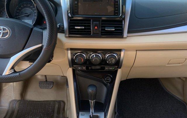 Cần bán lại xe Toyota Vios 1.5E sản xuất năm 201711