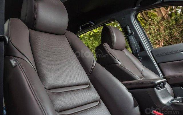 [Hot] Mazda CX-8 đỏ pha lê 20214
