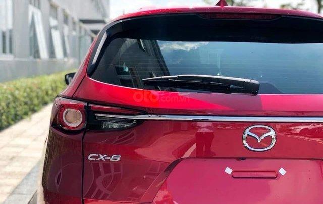 [Hot] Mazda CX-8 đỏ pha lê 20215