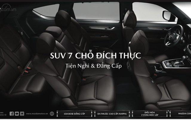 [Hot] Mazda CX-8 đỏ pha lê 202113