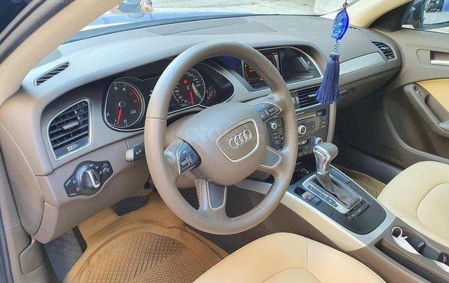 Bán xe Audi A4 sản xuất 2015, màu xanh lam như mới3