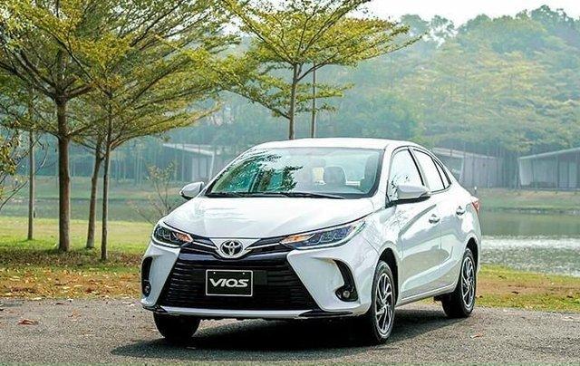[Giá tốt nhất miền Bắc] Toyota Vios 2021, sẵn xe đủ màu giao ngay, liên hệ để nhận ưu đãi, quà khủng tháng 32