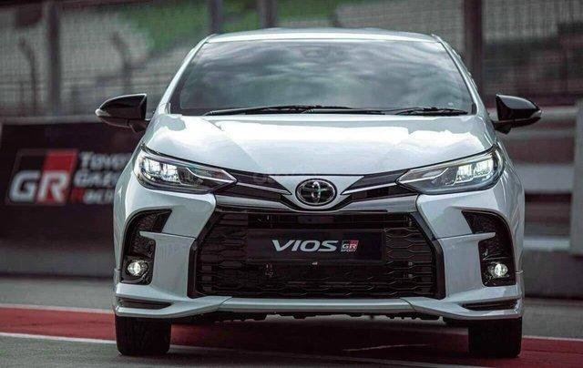 [Giá tốt nhất miền Bắc] Toyota Vios 2021, sẵn xe đủ màu giao ngay, liên hệ để nhận ưu đãi, quà khủng tháng 31