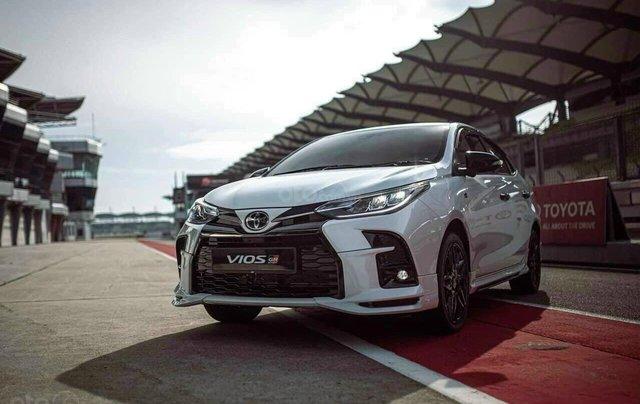 [Giá tốt nhất miền Bắc] Toyota Vios 2021, sẵn xe đủ màu giao ngay, liên hệ để nhận ưu đãi, quà khủng tháng 37