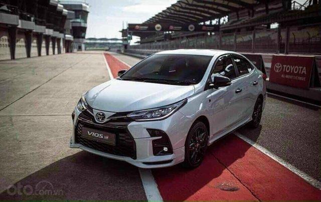 [Giá tốt nhất miền Bắc] Toyota Vios 2021, sẵn xe đủ màu giao ngay, liên hệ để nhận ưu đãi, quà khủng tháng 36