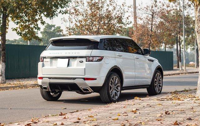 Cần bán lại xe LandRover Range Rover sản xuất 2013, màu trắng, xe nhập1