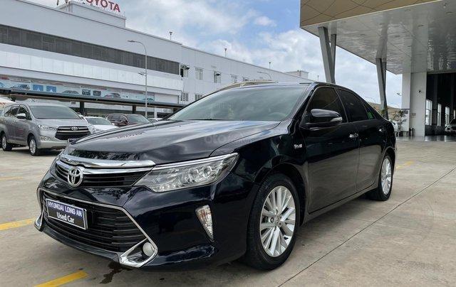 Toyota Camry 2.0E 2017, đi 60.000km- xe cực đẹp - giá 819tr - hỗ trợ trả góp 70% giá trị xe3