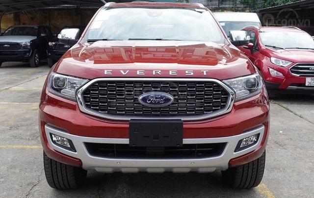 Ford Everest Titanium 2021, ưu đãi ngập tràn, nhận xe ngay0