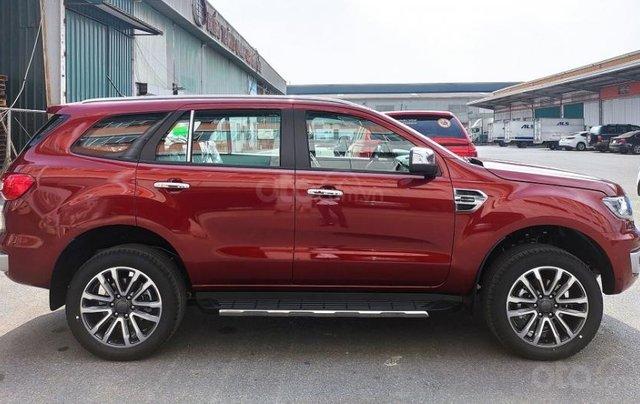 Ford Everest Titanium 2021, ưu đãi ngập tràn, nhận xe ngay2