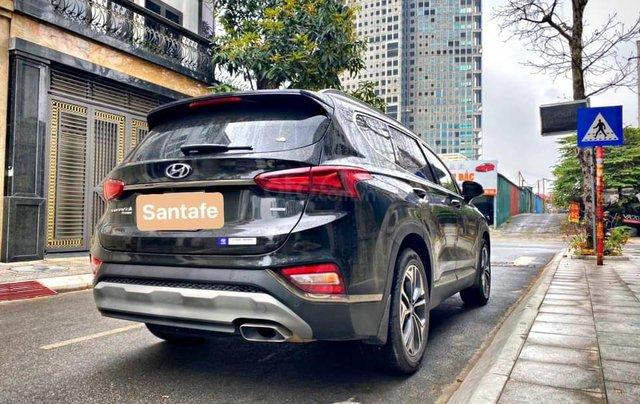 Bán Hyundai Santa Fe sản xuất 2019, màu đen số tự động3