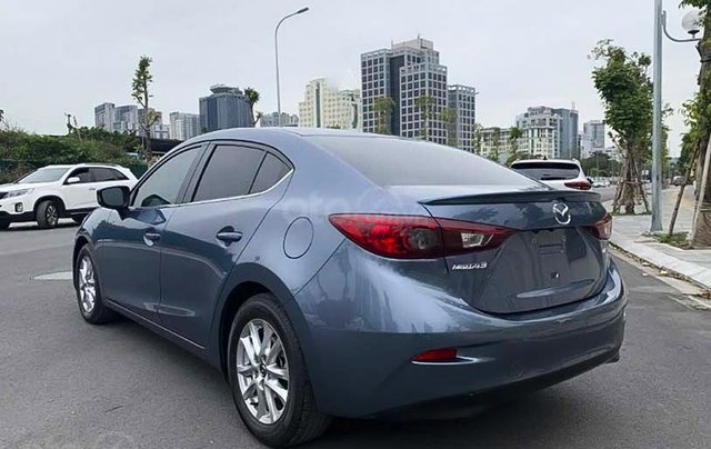 Bán ô tô Mazda 3 1.5 AT 2017, màu xanh lam còn mới 3