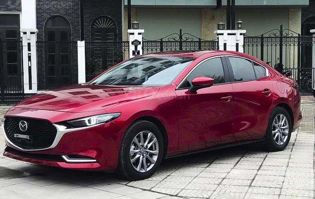 Cần bán xe Mazda 3 đời 2019, màu đỏ chính chủ0