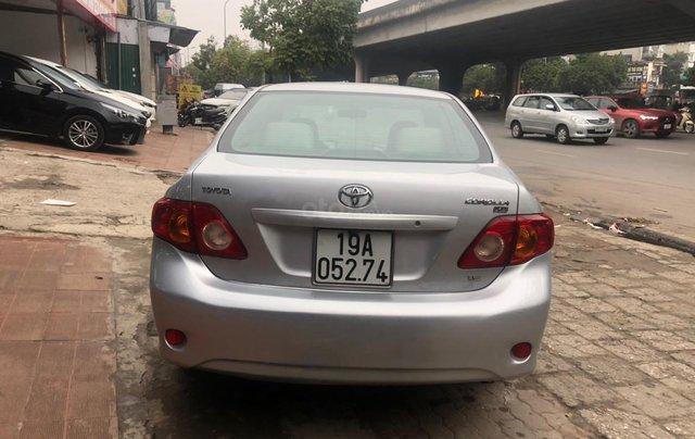 Bán ô tô Toyota Corolla Altis XLI 1.6 AT sản xuất năm 2009, giá cạnh tranh3