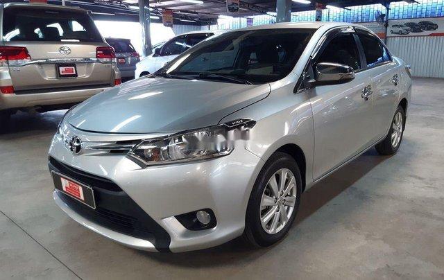 Bán Toyota Vios năm 2017, giá cạnh tranh 0
