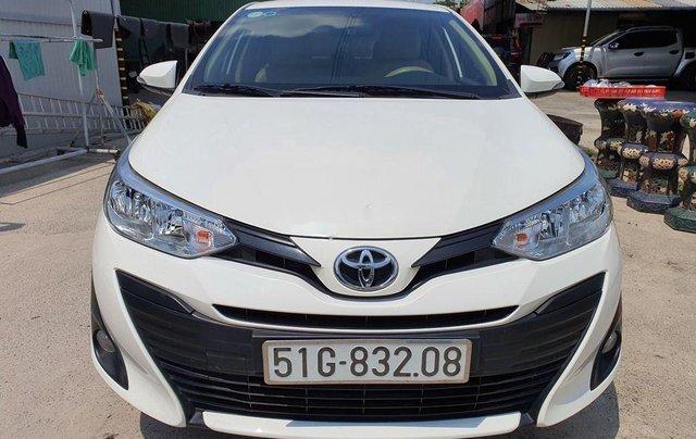 Bán ô tô Toyota Vios E CVT năm 2018, giá chỉ 479 triệu0