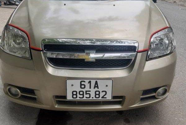 Bán ô tô Daewoo Gentra 2007 còn mới1