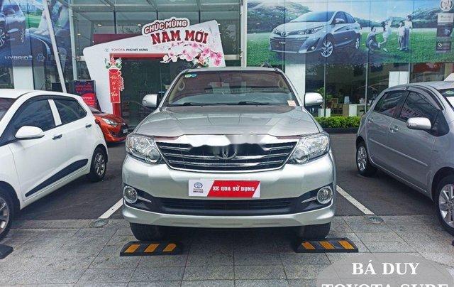 Bán ô tô Toyota Fortuner sản xuất 2016, giá tốt1