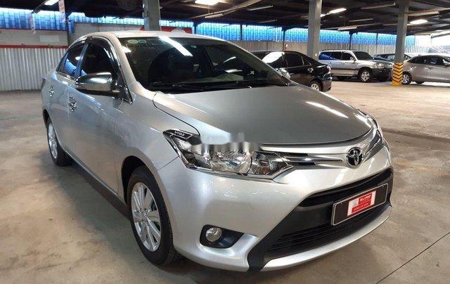 Bán Toyota Vios năm 2017, giá cạnh tranh 4