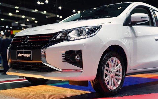 Bán Mitsubishi Attrage MT Eco sản xuất 2021, nhập khẩu1
