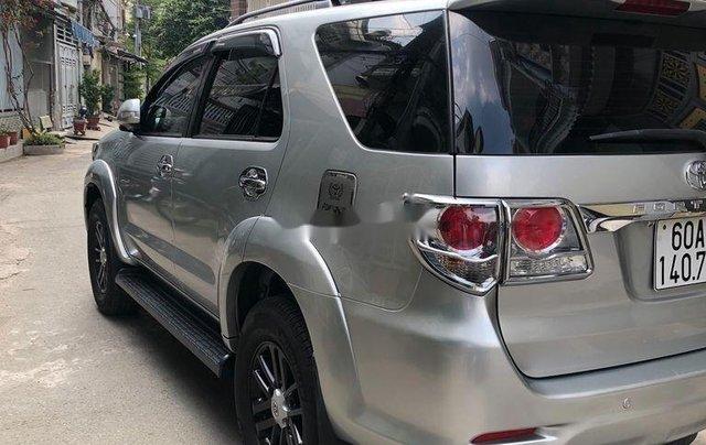 Cần bán Toyota Fortuner sản xuất năm 20144