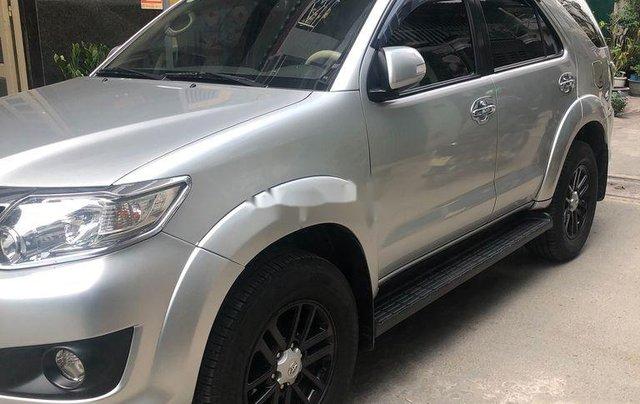 Cần bán Toyota Fortuner sản xuất năm 20143