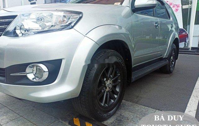 Bán ô tô Toyota Fortuner sản xuất 2016, giá tốt3
