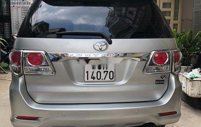 Cần bán Toyota Fortuner sản xuất năm 20141