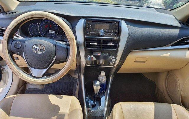 Bán ô tô Toyota Vios E CVT năm 2018, giá chỉ 479 triệu7