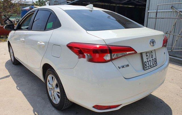 Bán ô tô Toyota Vios E CVT năm 2018, giá chỉ 479 triệu2