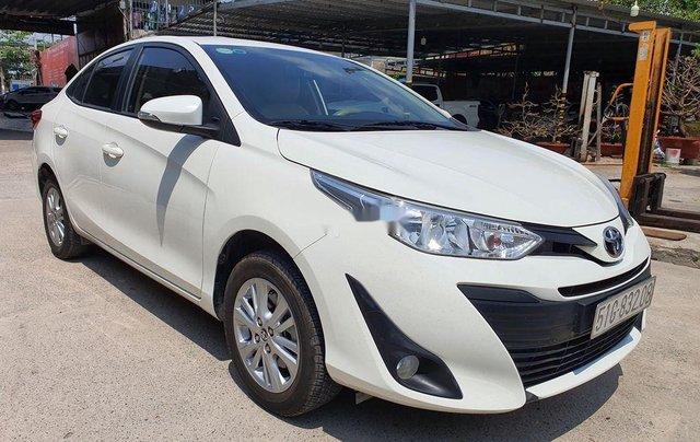 Bán ô tô Toyota Vios E CVT năm 2018, giá chỉ 479 triệu1